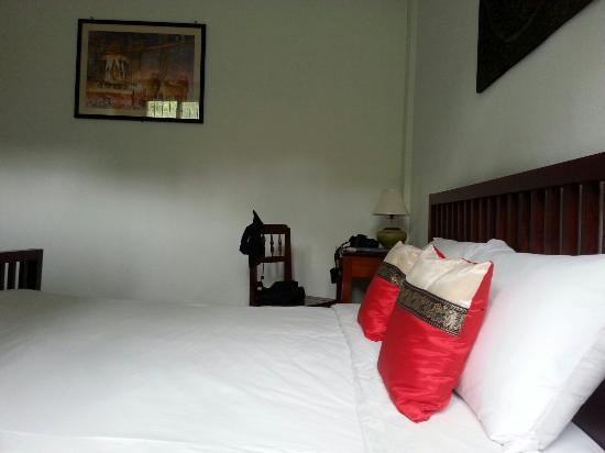 Sita-Norasingh Inn: Double room (room number 1)