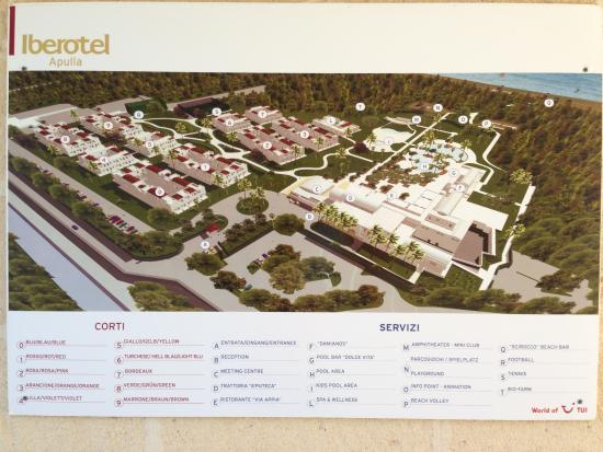 Vivosa Apulia Resort: struttura