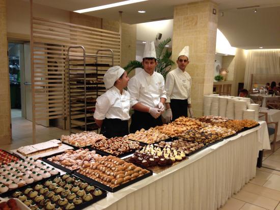 Vivosa Apulia Resort: buffet dolci