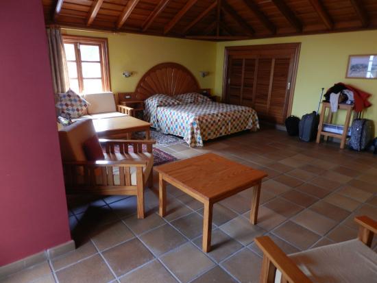 Hotel La Palma Romantica: Suite Junior 3