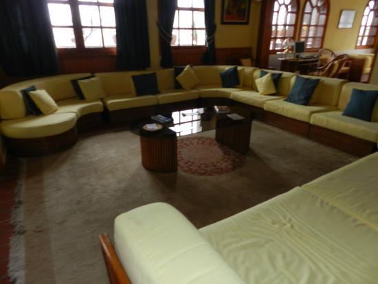 Hotel La Palma Romantica: Hall
