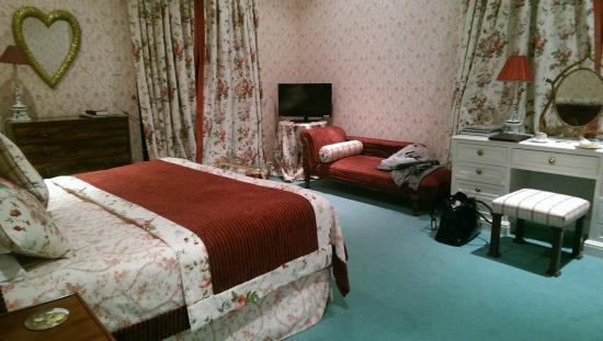 Granby House B&B: BEDROOM