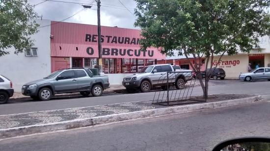 Bar e Restaurante O Brucutu