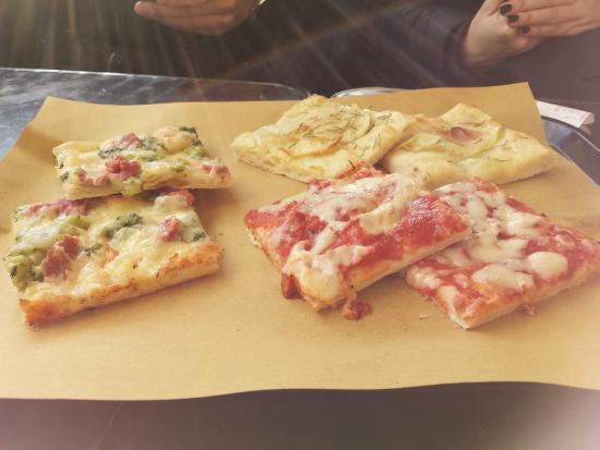 Pizza E Natura: pizza