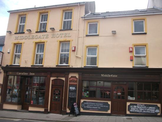 The Middlegate Hotel Pembroke