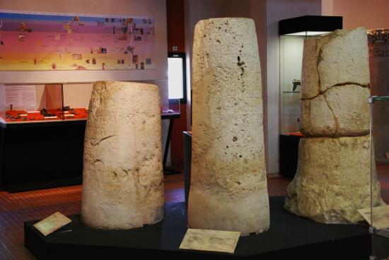Musee Archeologique de Nice-Cimiez : Expo