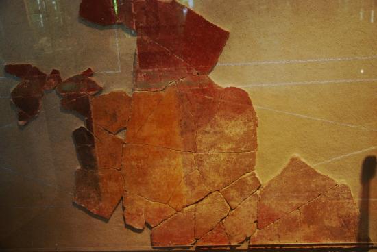 Musee Archeologique de Nice-Cimiez : Fragments