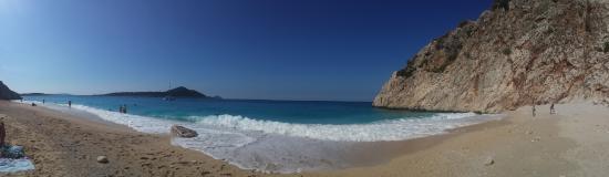 Kaputas Beach: eşşiz renk