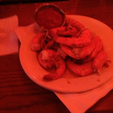 Fish Market Restaurant: Steamed shrimps