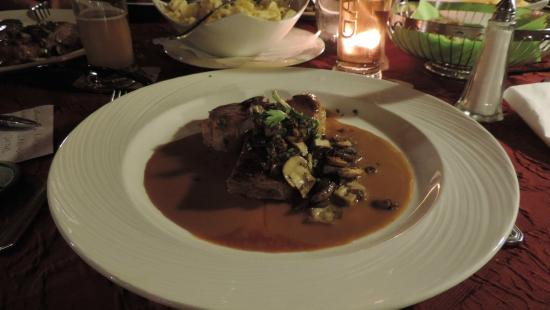 Restaurant Bären: Il piatto tipico (squisito)