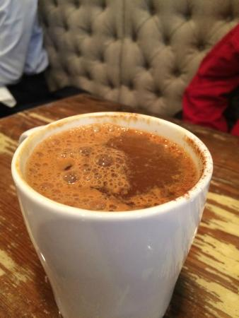 The Farmer's Daughter: Hot spiced cider
