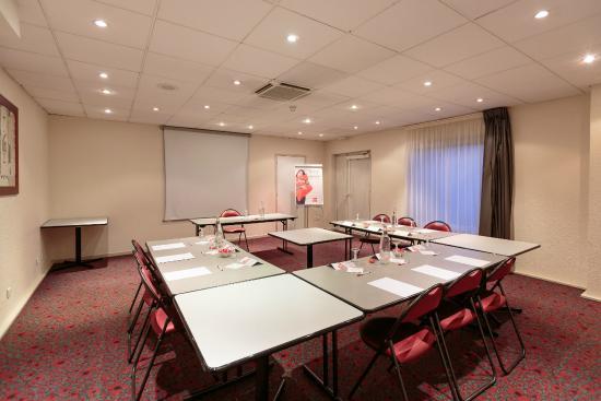 Ibis Clermont-Ferrand Sud Carrefour Herbet : Notre salle de reunion