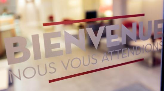 Ibis Clermont-Ferrand Sud Carrefour Herbet : Bienvenue nous vous attendions