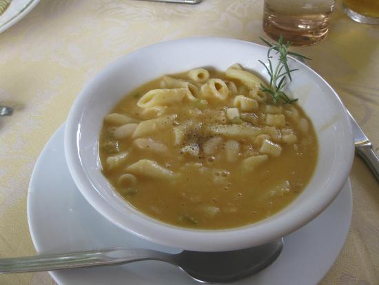 Belvedere : Pasta e fagioli soup