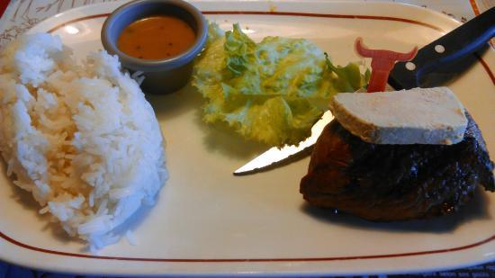 Buffalo grill portes l s valence avenue du pr sident salvador allende restaurant avis - Restaurant chinois portes les valence ...
