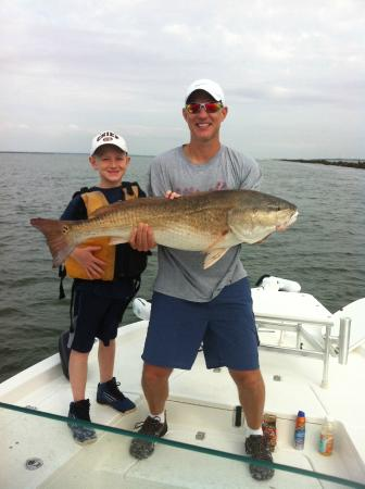 Lowcountry Outdoor Adventures: Bull red