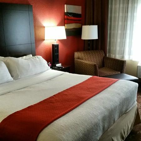 Holiday Inn Charlotte-University Place : King Room