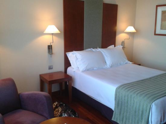 URH Palacio de Oriol Hotel: Habitación individual
