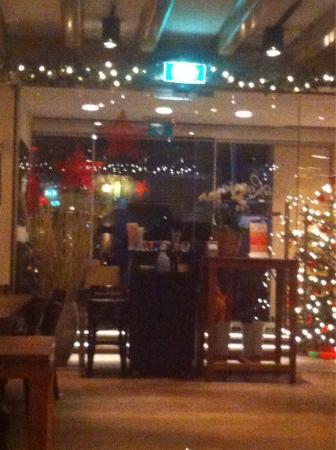 Loetje aan de Amstel: Kerst bij Loetje.