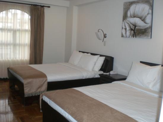 Hotel Plaza Real Apartments & Suites: Premium Double Suite