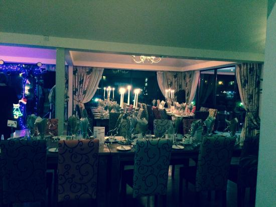 Riverside House Hotel: Christmas Party Night