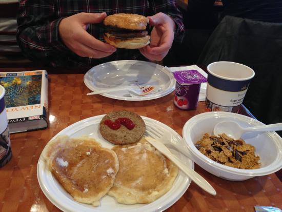 Best Western Plus Plaza Hotel: Breakfast