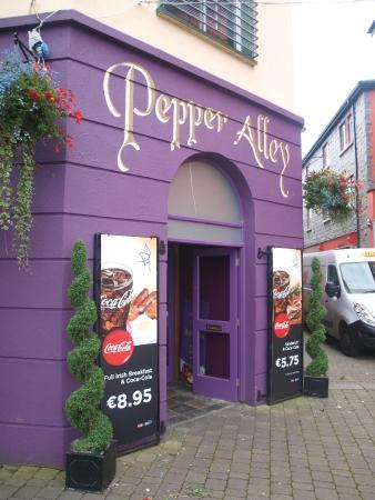 Pepper Alley