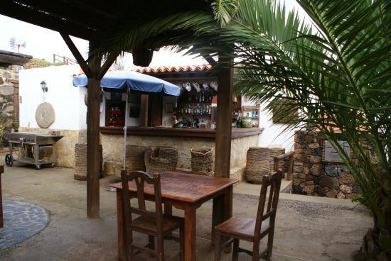 Casa Princess Arminda: The patio