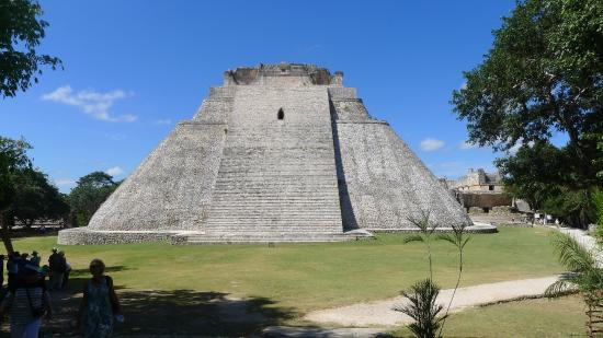 Picture Of Uxmal And Kabah Tour