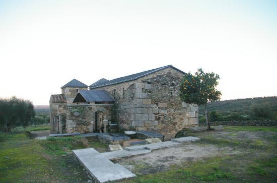 Basílica de Santa Lucía del Trampal