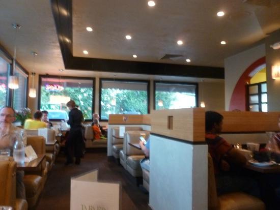 Ta Ra Rin : Inside restaurant