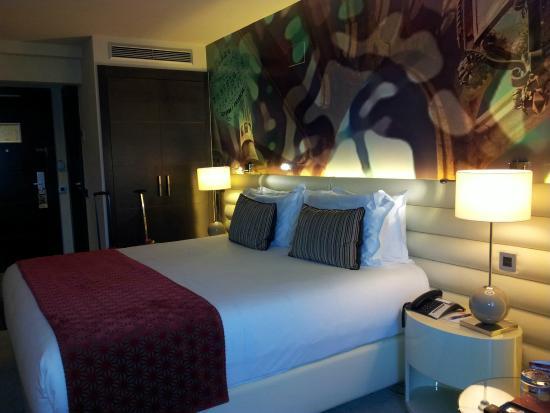 Hotel Indigo Barcelona - Plaza Catalunya: habitación