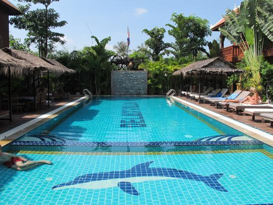 Delux Villa: Large pool