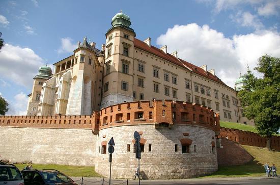 romantic hotels krakow poland