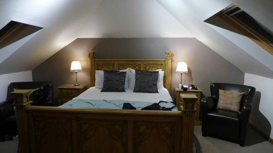 Monument View Bed and Breakfast: Double ensuite room