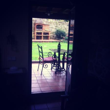 Os Miguelinos: patio