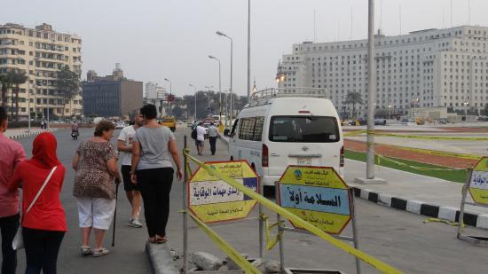 Liberation Square (Midan El-Tahreer): Liberation Square (Midan-El-Taheer), Cairo