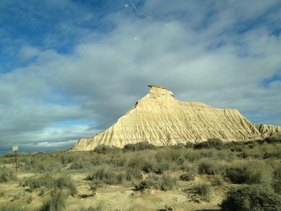 Hotel Aire de Bardenas : desierto bardenas