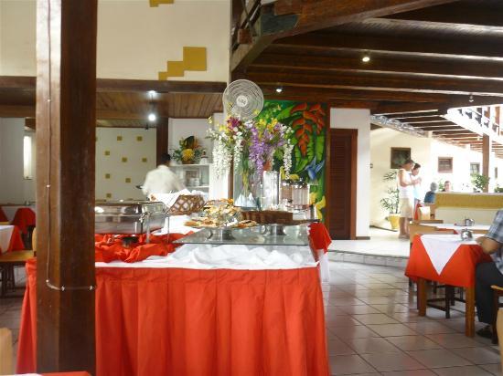 Adriattico Porto Hotel: Restaurante