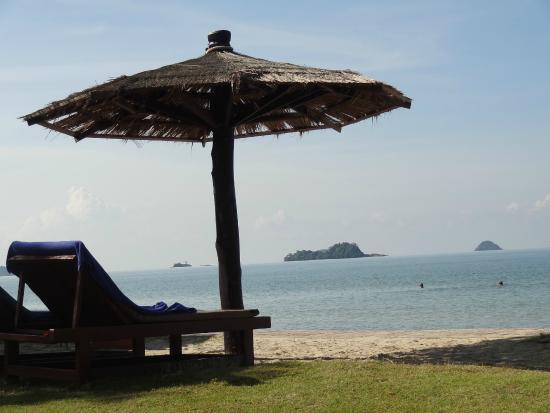 Klong Prao Resort Koh Chang: территория
