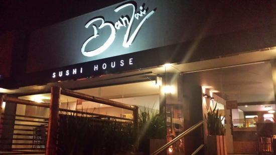 Banzai Sushi House: Otimo atendimento