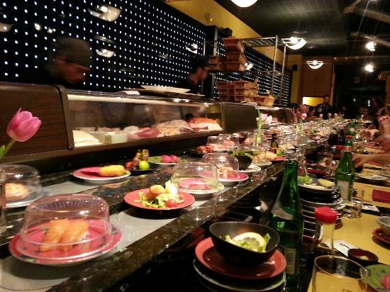 Zen Sushi Restaurant Zen sushi!