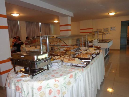 San Juan Tour: Café da manhã