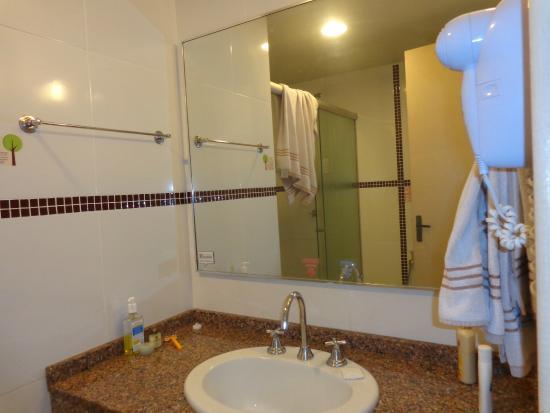 San Juan Tour: Banheiro