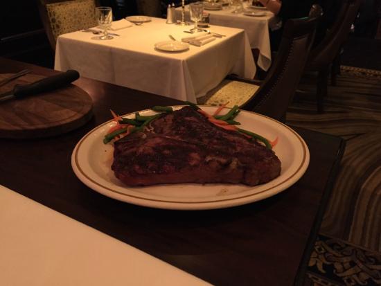 Hy's Steak House - Waikiki: ポーターハウスステーキ