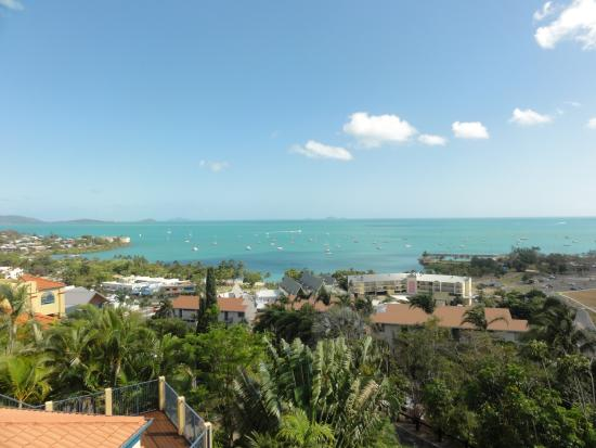 Mediterranean Resorts: View from our balcony