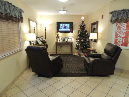 Candlewood Suites Augusta: Lobby