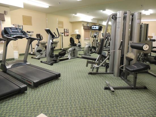 Candlewood Suites Augusta: Exercise room
