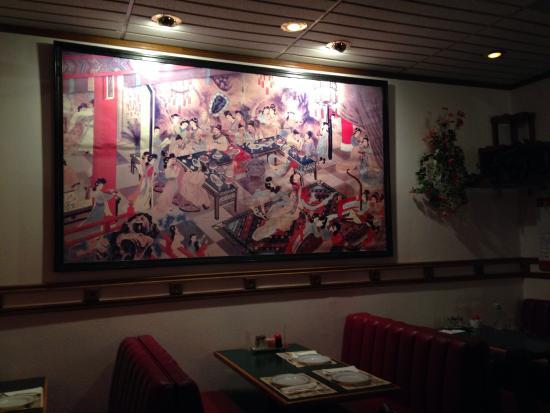 Golden Palace Restaurant: Mandarin and Szechuan Cuisine