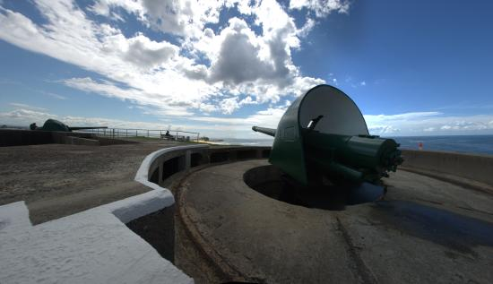 Newcastle, Australia: Fort Scratchley